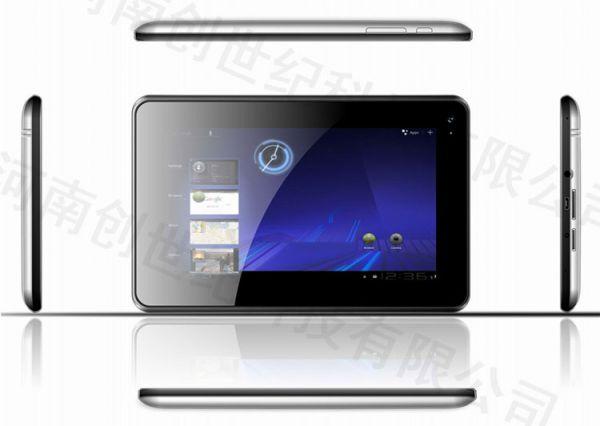 Tablette tactile M722G 7 pouces 1.2 Ghz  512 mb Android 4.0