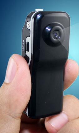 Mini Caméscope Micro Caméra Portable avec USB Micro SD