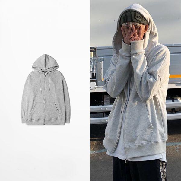Sweatshirt à capuche unisex