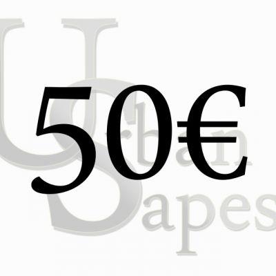 Urban Gift Card 50€