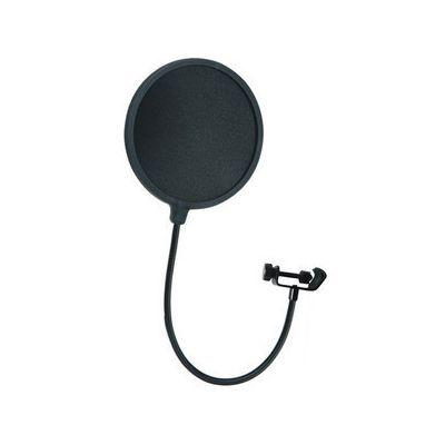 Mousse protectrice avec bras ajustable pour microphone