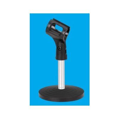 Mini pied a microphone audio pour bureau