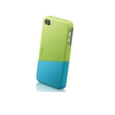Coque iPhone bicolore deux pièces clip personalisée customisée