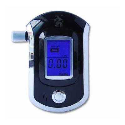 Ethylomètre numérique test alcoolémie - écran LCD 1.6 pouces 3 X AAA