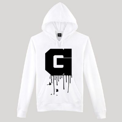 Sweat shirt a capuche hip hop G Drip design