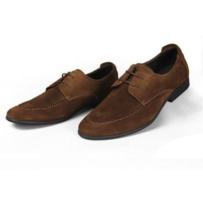 Chaussures en cuir style costume pour sorties