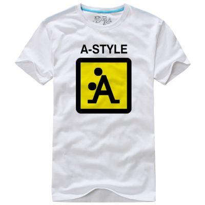 T Shirt avec visuel A style doggy - manches courtes