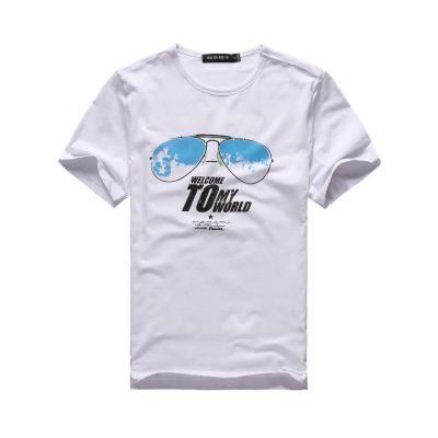 T shirt avec design lunettes de soleil Aviator pour homme