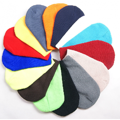 Bonnet Simple Couleur Unie Multiple Coloris Streetwear