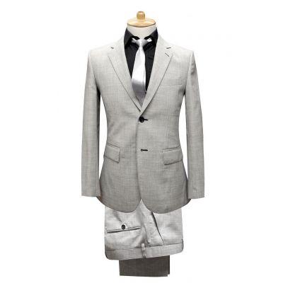 Costume sur mesure homme coupe italienne cintré - 100% laine