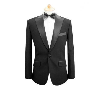 Tuxedo sur mesure pour homme cintré - 100% laine
