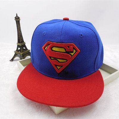 Casquette Snapback Superman Batman Comics