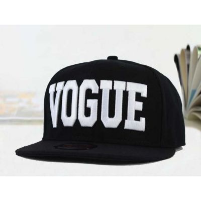 Casquette Snapback Vogue Broderie Blanche Swag