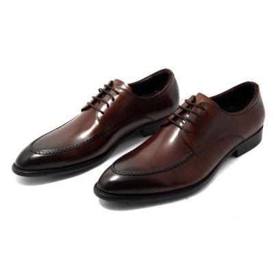 Chaussures Derby Cuir pour Homme Classique