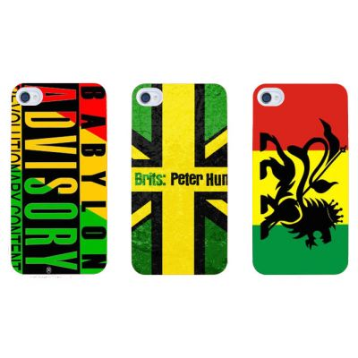 Coque iPhone Galaxy Note Reggae Rasta Jamaïque Weed Ganja