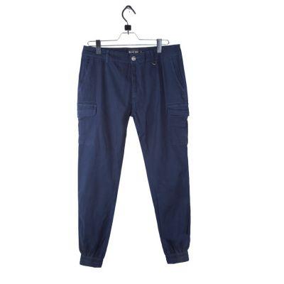 Jogger Pants avec Poches Côté Chevilles Resserrées