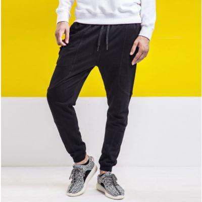 Jogger Pants Homme en coton avec resserrement cheville