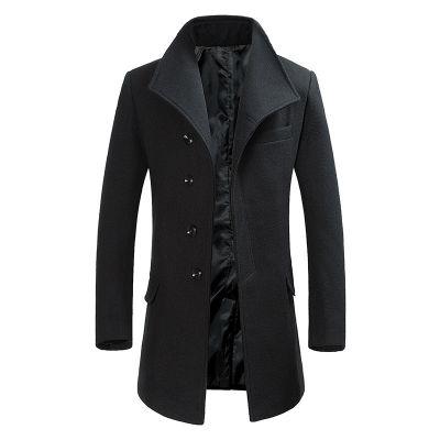 Manteau Hiver en laine pour homme