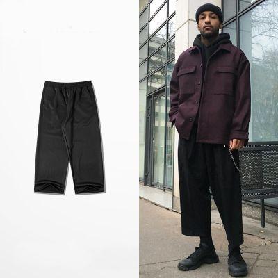 Pantacourt Oversize Large pour Homme Coton Taille Elastique