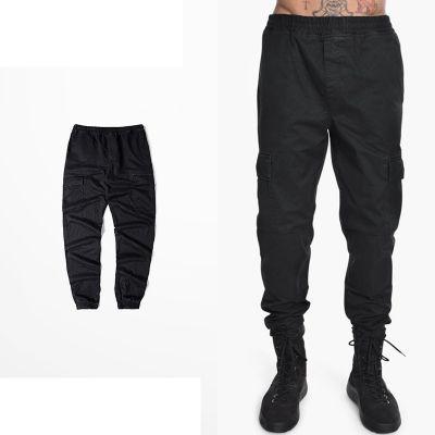 Pantalon Cargo Slim Style Yeezy 3 Ceinture Elastic