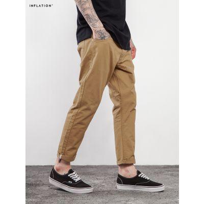 Pantalon Chino slim classique Inflation pour homme