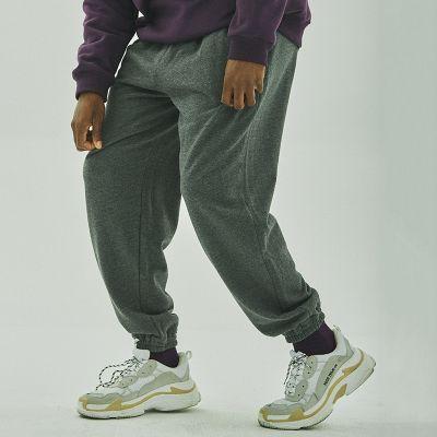 Pantalon de jogging grande taille pour hommes