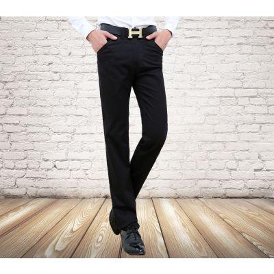 Pantalon en Velours Côtelé pour Homme Coupe Slim