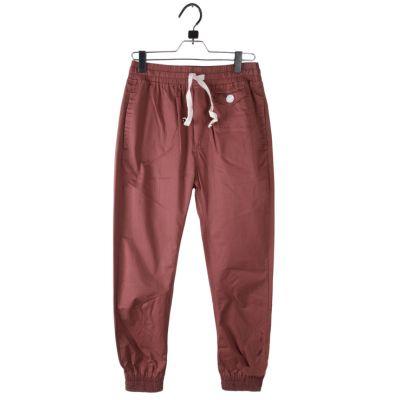 Pantalon Jogger Pants avec Ceinture Elastique et Cordon