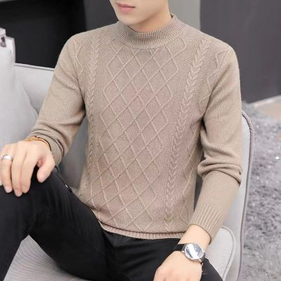 Pull homme style irlandais chic