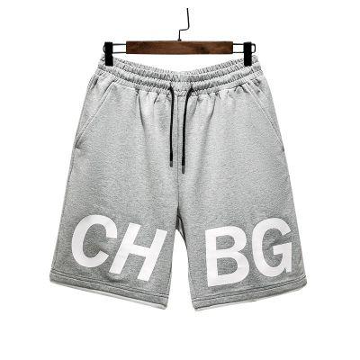 Short baggy en coton sportswear homme