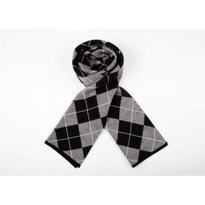 Echarpe fashion pour homme ou femme avec design plaide Hiver 2012