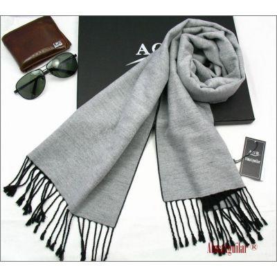 Echarpe en soie fashion hiver 2014 pour homme ou femme