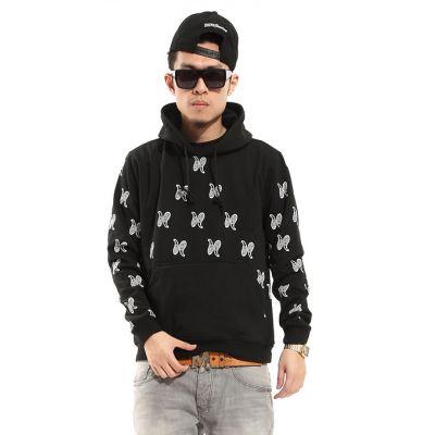 Sweatshirt à Capuche Bandana Print Hype pour Homme