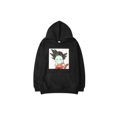 Sweatshirt à capuche Dragonball Z Anonyme Mask