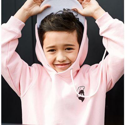 Sweatshirt à capuche enfant Bandito logo floqué poitrine pour garçon