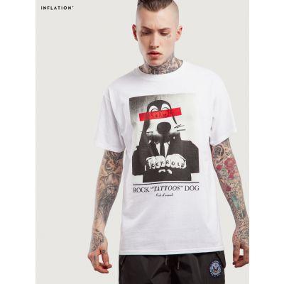 T-shirt Goofy Badman Inflation pour homme