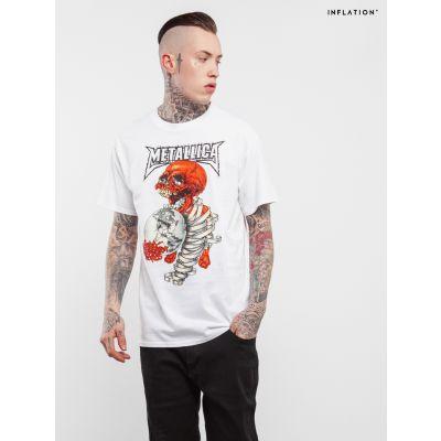 T-shirt Hard Rock Tour Inflation pour homme