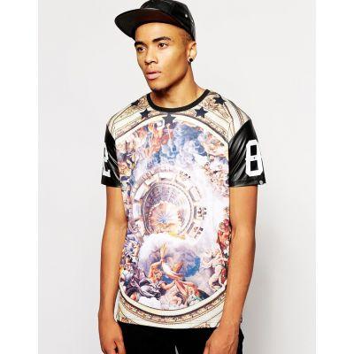 T-shirt Fremont & Harris Homme Angels