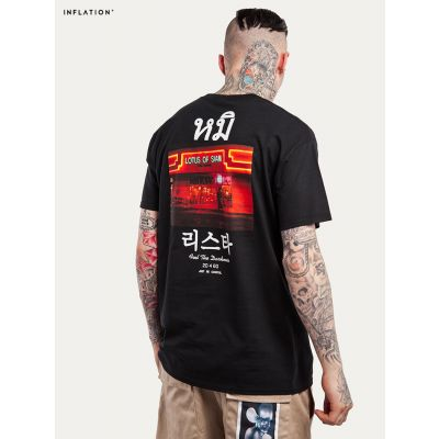 T-shirt Lotus of Siam Inflation pour Homme