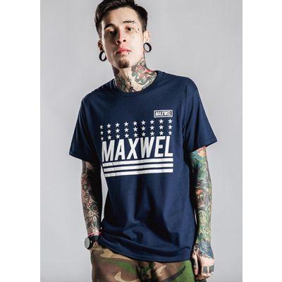 T shirt Maxwell Rangées Etoiles pour homme