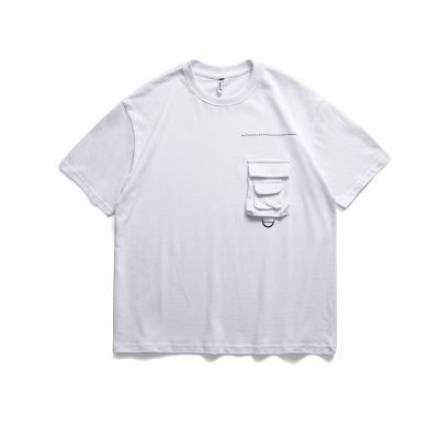 Tee-shirt homme oversize manches courtes