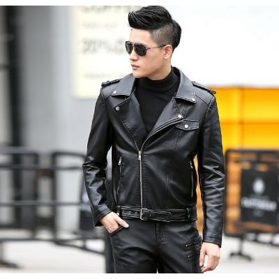 Veste en cuir perfecto pour homme