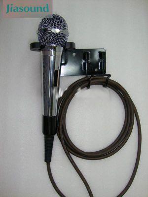 Crochet mural pour accrocher microphone studio