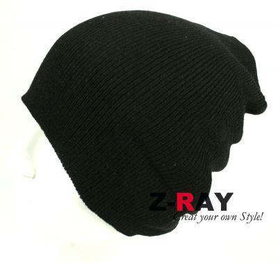 Bonnet hip hop en laine large Z Ray – laine