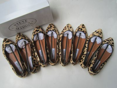 Mocassins léopard pour femmes chaussures basses avec imprimé animal