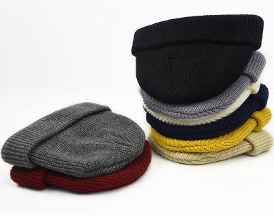Bonnet pêcheur en laine pour homme
