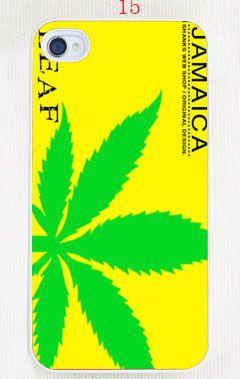 Coque iPhone Galaxy Note Reggae Rasta Jamaïque Weed Ganja
