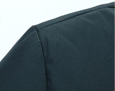 Doudoune Longue Homme avec Capuche à Fourrure Intérieur Shearling