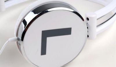 Casque Audio Kanen Super Bass Chrome et Blanc ou Noir