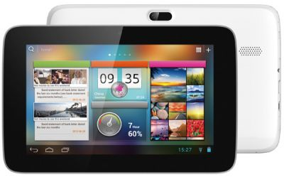Tablette tactile S3 RK3066 7 pouces 1.6 Ghz  1 Gb Android 4.1